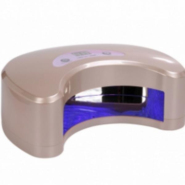 UV LED Tunnel Lichthärtegerät Rose-Gold Lichthärtungsgerät Lampe 8006