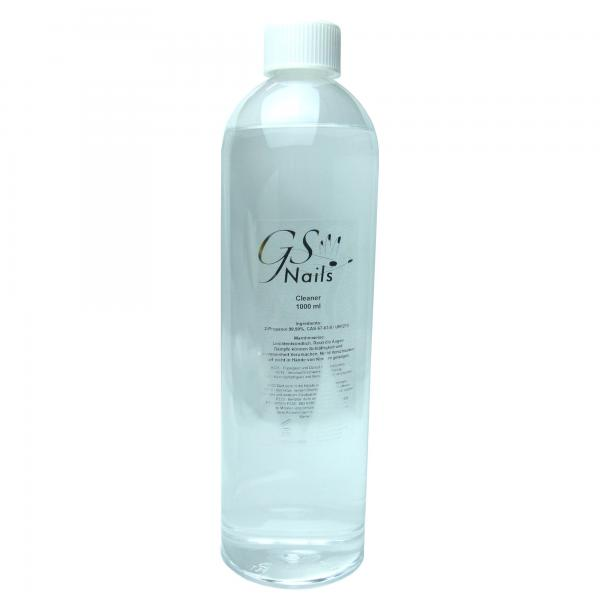 1 L GS-Nails Cleaner ohne Duft- und Farbstoffe ISO Isopropanol