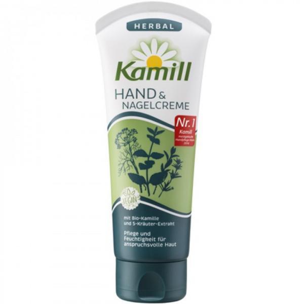 Kamill Hand&Nagelcreme 100ml Herbal
